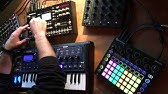 Novation // LOPAZZ performing with Twitch - YouTube
