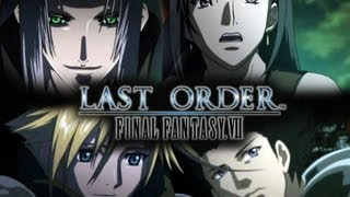 Pelicula OVA Final Fantasy The Last Order Español