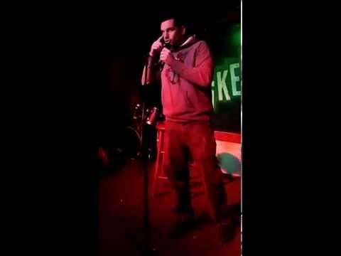 "Orestis Karaoke dec2014 ""My way"""