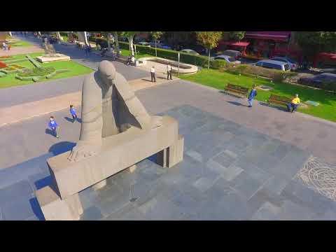 Cascade-Alexandr Tamanyan-Yerevan (DJI P4 Drone)