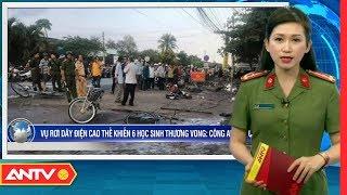 Tin nhanh 9h hôm nay | Tin tức Việt Nam 24h | Tin an ninh mới nhất ngày 14/10/2018 | ANTV