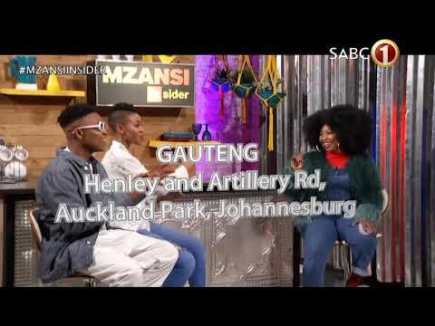 Mzansi Insider presenter search in Free State/Gauteng