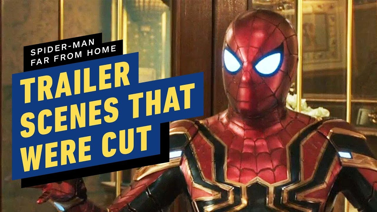 Download The Spider-Man: Far From Home Trailer Scenes That Were Cut From the Movie