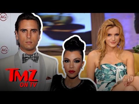 Scott Disick Heads To Cannes With Bella Thorne   TMZ TV