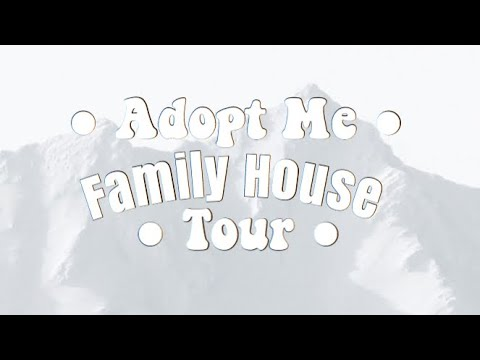 Family House Original Tour || Adopt Me! - YouTube