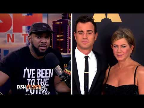 IT'S OVER! JENNIFER ANISTON & JUSTIN THEROUX ANNOUNCE SEPARATION