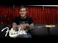 The Gaslight Anthem's Brian Fallon Talks Career and Guitars | Fender