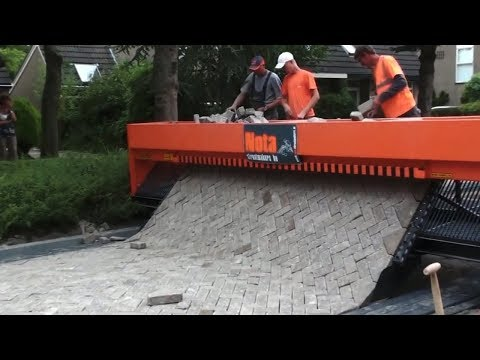 World's Fastest Modern Road Construction Machines - Amazing Extreme Asphalt Paving Machine