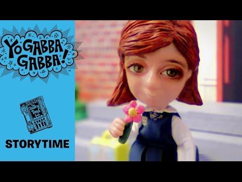 Story Time - Shy Girl - Yo Gabba Gabba!