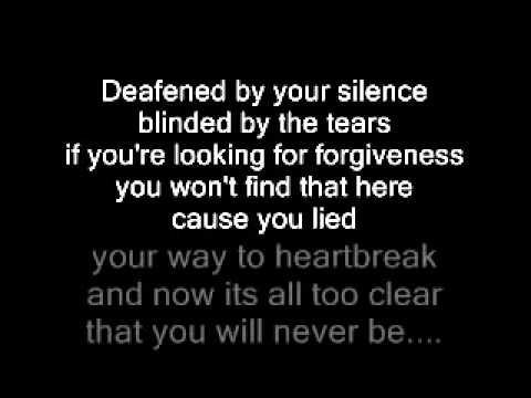 You Will Never Be - By Julia Sheer - With Lyrics