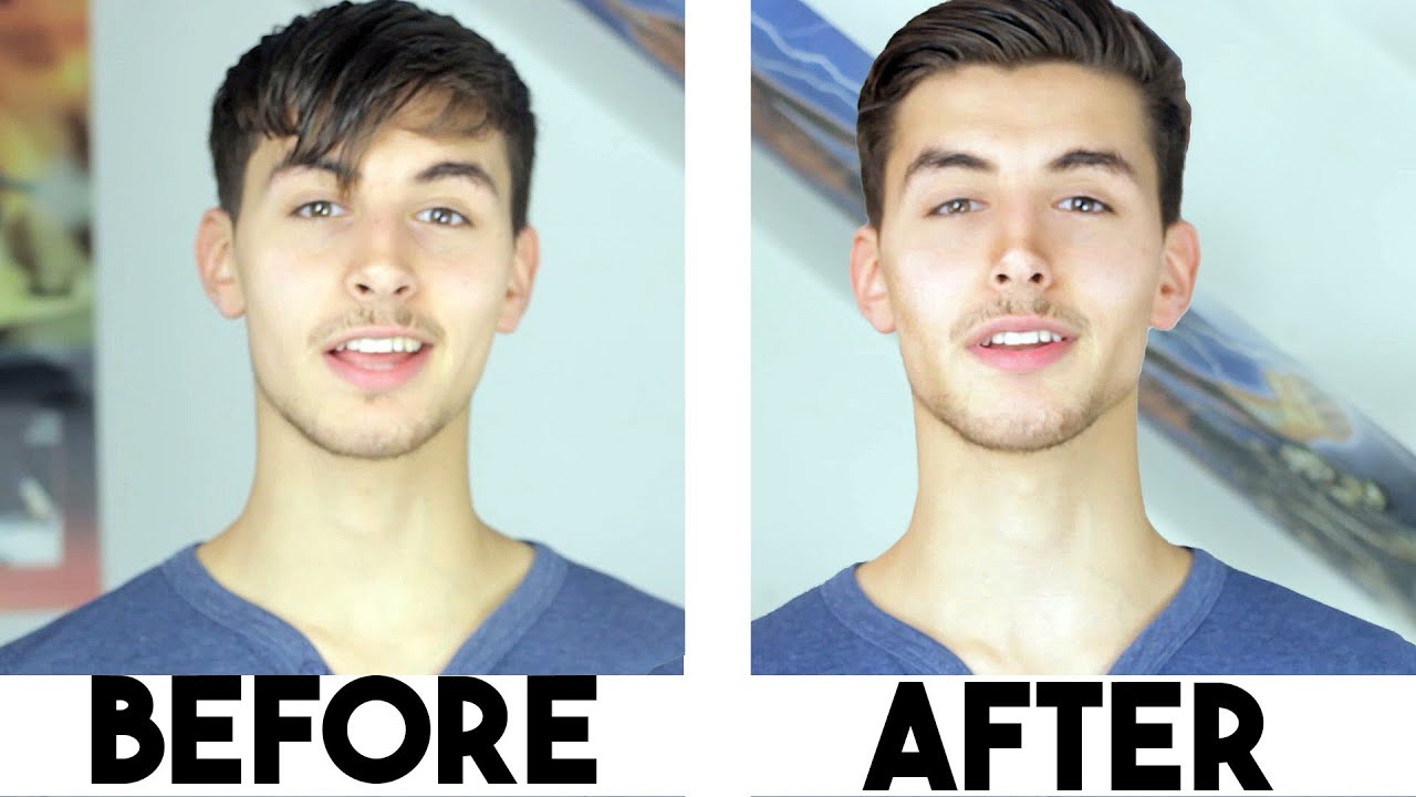 Perfect Comb Over Hairstyle Mens Hairstyle How To Do A Comb