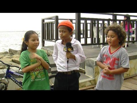 Emak Ijah Pengen Ke Mekah Syuting Di Ancol - Hot Shot 02 November 2014