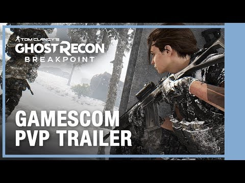 Ghost Recon Breakpoint: Ghost War PvP Trailer | Ubisoft [BR]