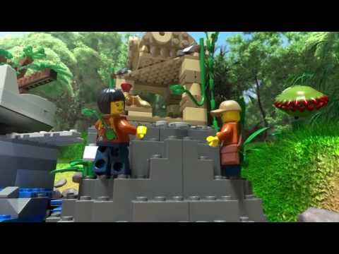Lego City Dzungla Youtube