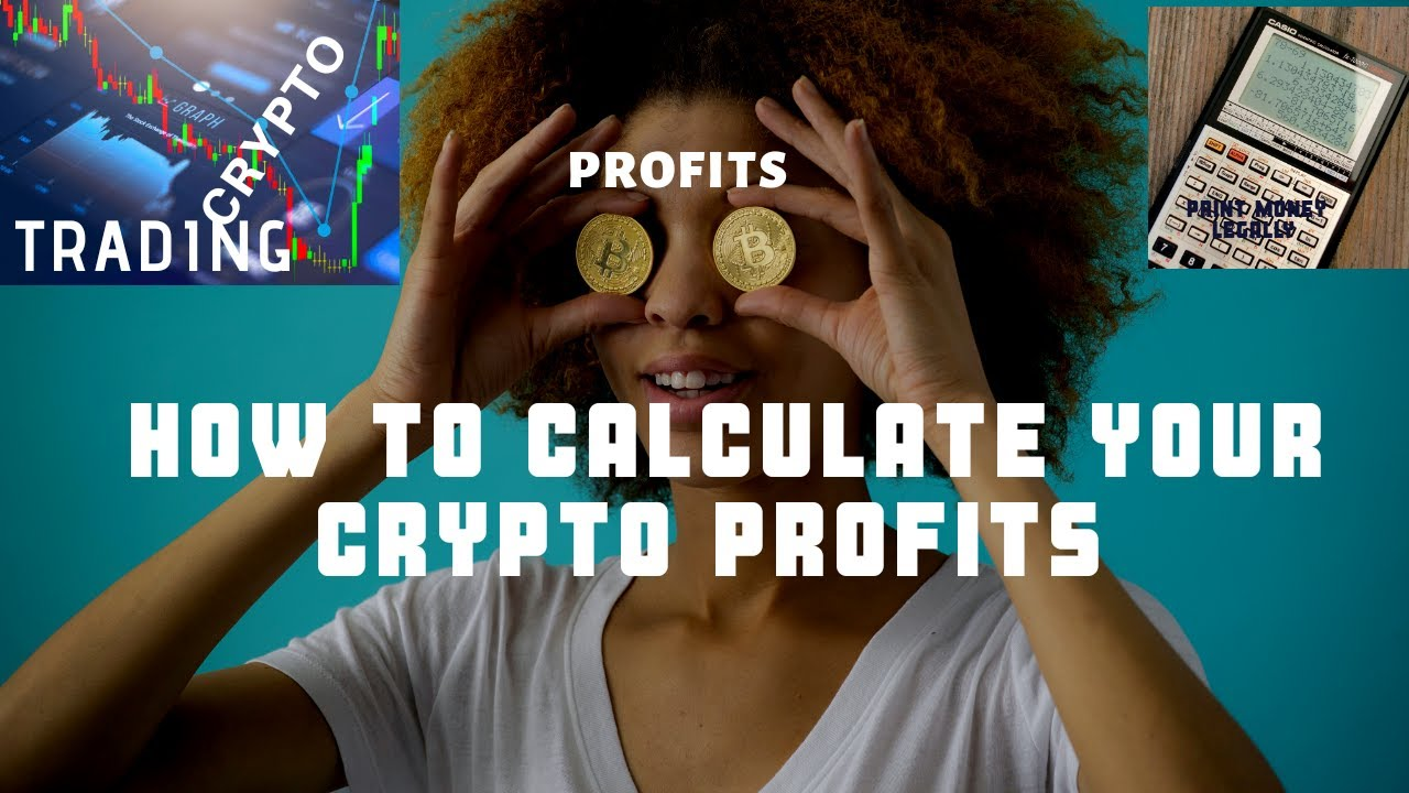 how to calculate percentage of cryptocurrency profit