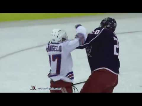 Anthony DeAngelo vs Riley Nash Nov 10, 2018