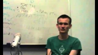 The most intelligent answer from Vitalik Buterin