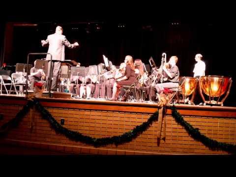 Marion Senior High School Christmas Concert 2016