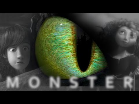 ❝I've turned into a monster❞ [Hiccup/Merida]