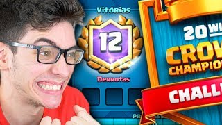 Video INVICTO NO DESAFIO DO CROWN CHAMPIONSHIP DO CLASH ROYALE!!! download MP3, 3GP, MP4, WEBM, AVI, FLV Agustus 2017