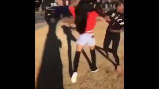 Asian Doll And Rico Nasty Fight Video