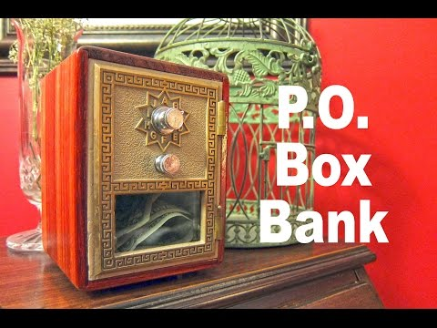 P.O. Box Door Bank
