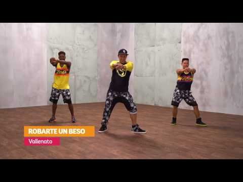 New Choreography To Carlos Vives' 'Robarte Un Beso'