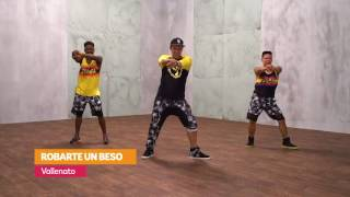 New Choreography To Carlos Vives' 'Robarte Un Beso'