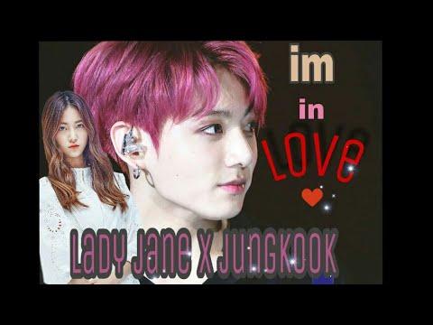 Jungkook x lady jane // im in love ❤