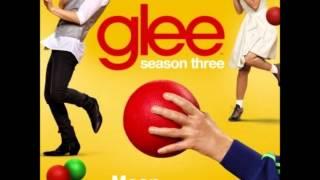 Glee - Mean (Lyrics)