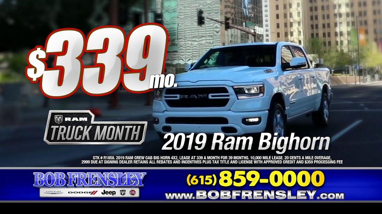 Bob Frensley Chrysler Jeep Dodge Ram Madison Tn Youtube