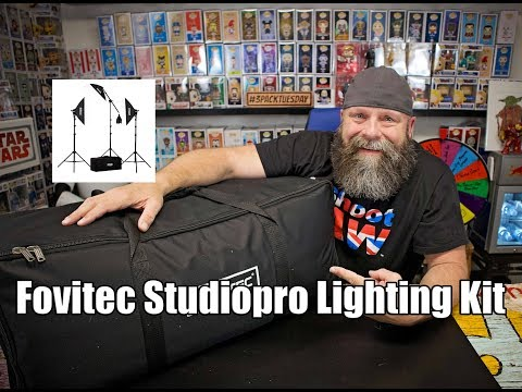 Toy Photography | Fovitec StudioPRO Lighting Kit