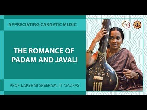 The Romance of Padam and Javali