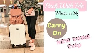 Pack With Me ⎜What