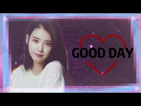 Good day IU (Lee JiEun ) instrumental/karaokê (version male)