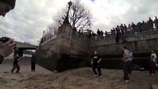 Monkey Gainer at Southbank | Storm Freerun Jam 2013