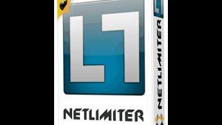 NetLimiter - Limiter la bande passante utilisée par vos applications -