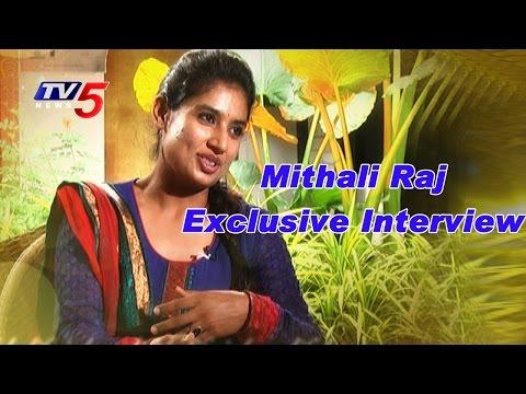 Indian Women Cricket Captain Mithali Raj Exclusive Interview | Life Is Beautiful | TV5 News