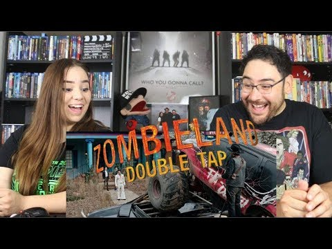 Zombieland 2 DOUBLE TAP - Official Trailer Reaction / Review
