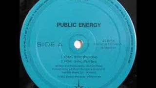Public Energy - Three O