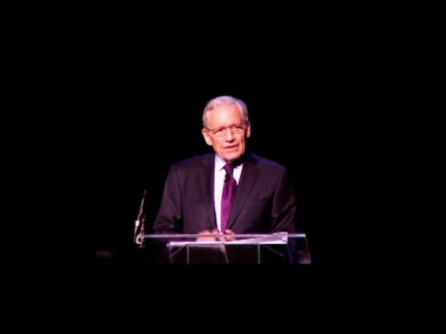 The Job of the President: BOB WOODWARD   Setting the National Agenda