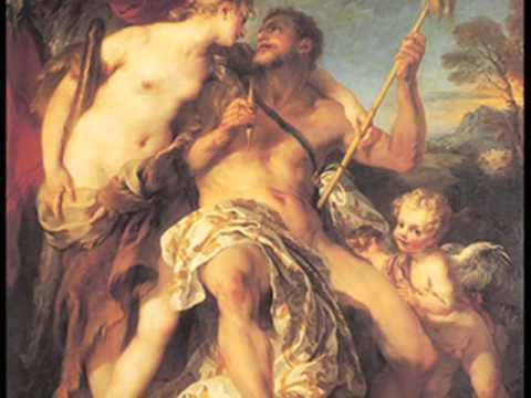 Marin Marais -Suite in Si minore 1/7 -Prelude -Petitte fantasie -Jordi Savall ***François Lemoyne