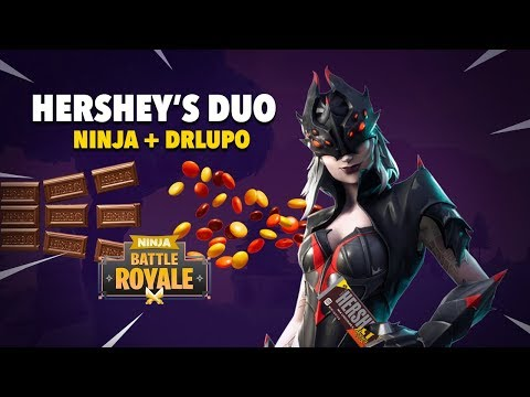 Ninja and DrLupo Hershey Stream Highlights