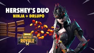 Ninja and DrLupo Hershey Stream Highlights