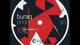 Buraq - Orion (Egal 3 Remix) (CYC05)