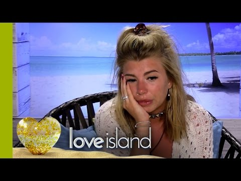 Olivia Gets Emotional And Breaks Up With Adam - Love Island 2016