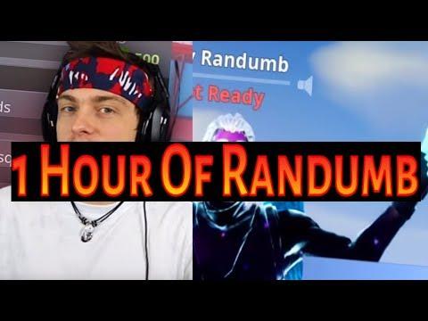1 HOUR OF RANDUMB