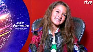 Avance de 'PALANTE', canción de Soleá para Eurovisión Junior 2020