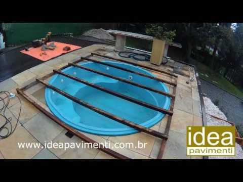 Intex Pool Deck