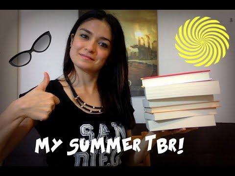 my-summer-tbr!